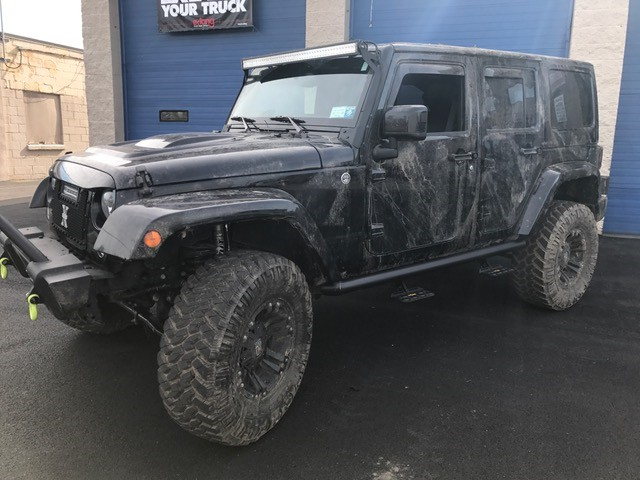 Jeep Accessories In Buffalo Ny Casullo S Automotive
