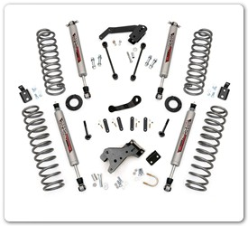Jeep Lift Kit Rough Country 4 Inch Lift Kit
