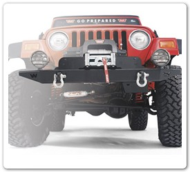 Jeep Winch Systems by Warn