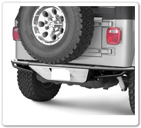 Prerunnder Rear Bumper by Nfab