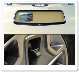 Rear View Camera System by Brand Motion