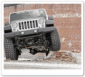 Rough Country Lift Kit Jeep Wrangler