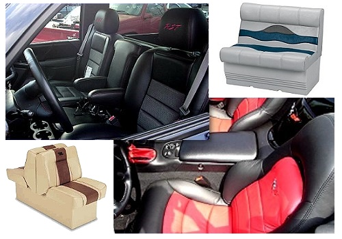 Upholstery - Automobile Upholstery & Marine Upholstery in